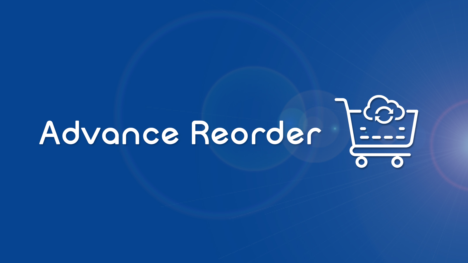 advance-reorder