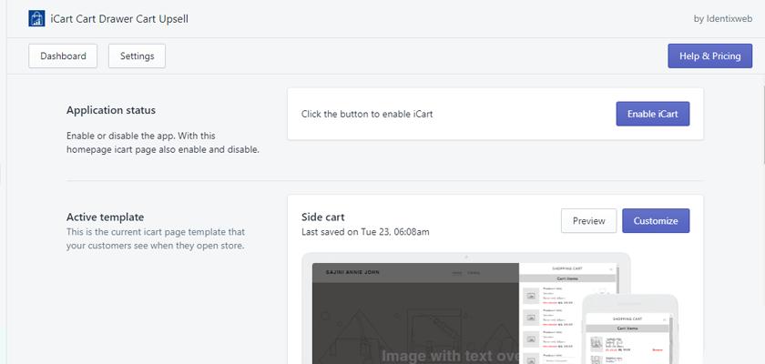 enable-icart