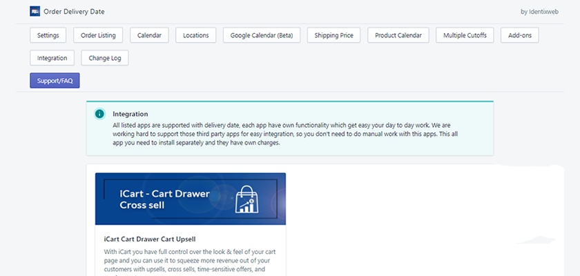 icart-order-delivery-integration